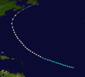 1874 Atlantic hurricane 3 track.png