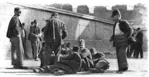 Deer Island Prison - Image: 1898 prison 13 Deer Island Boston New England Magazine
