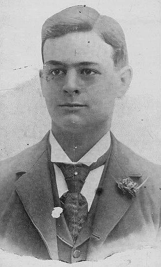 Elmer Flick - Image: 1899 Elmer Flick