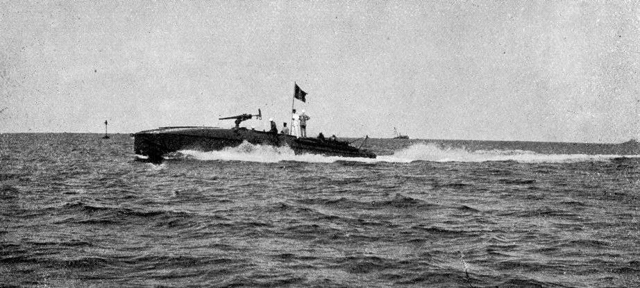 1917 063 Motoscafo