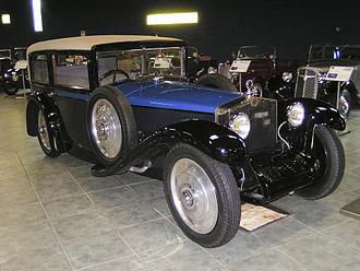 Tracta - Image: 1930Tracta E