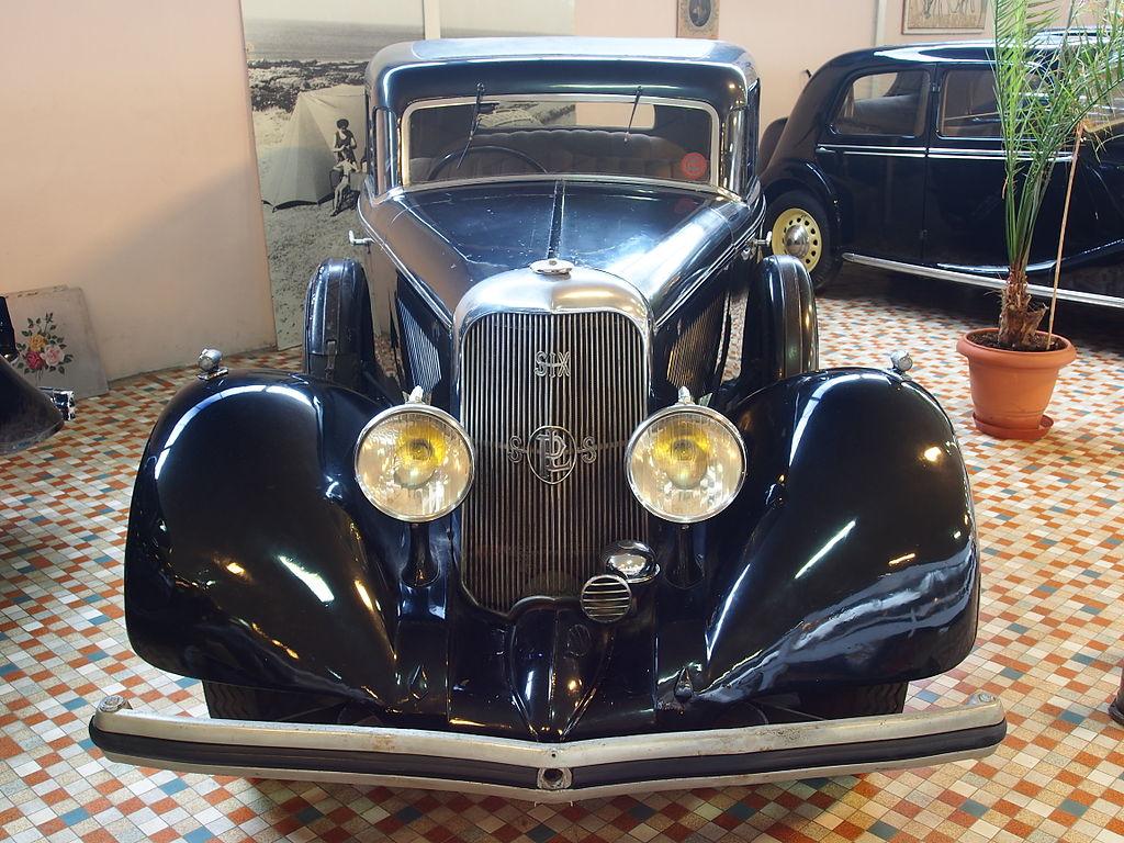file 1936 panhard levassor x72 panoramique at the mus e automobile de vend e pic 1 jpg. Black Bedroom Furniture Sets. Home Design Ideas