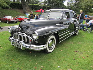 Buick Special - 1946 Buick Model 41 Special Four-Door Sedan