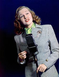 Jo Stafford American singer (1917-2008)
