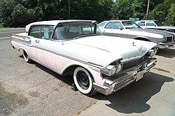 1957 Mercury Turnpike Cruiser (14516899138).jpg