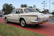 Chrysler Valiant - Wikipedia