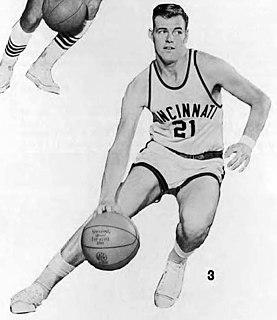 Ron Bonham American basketball player