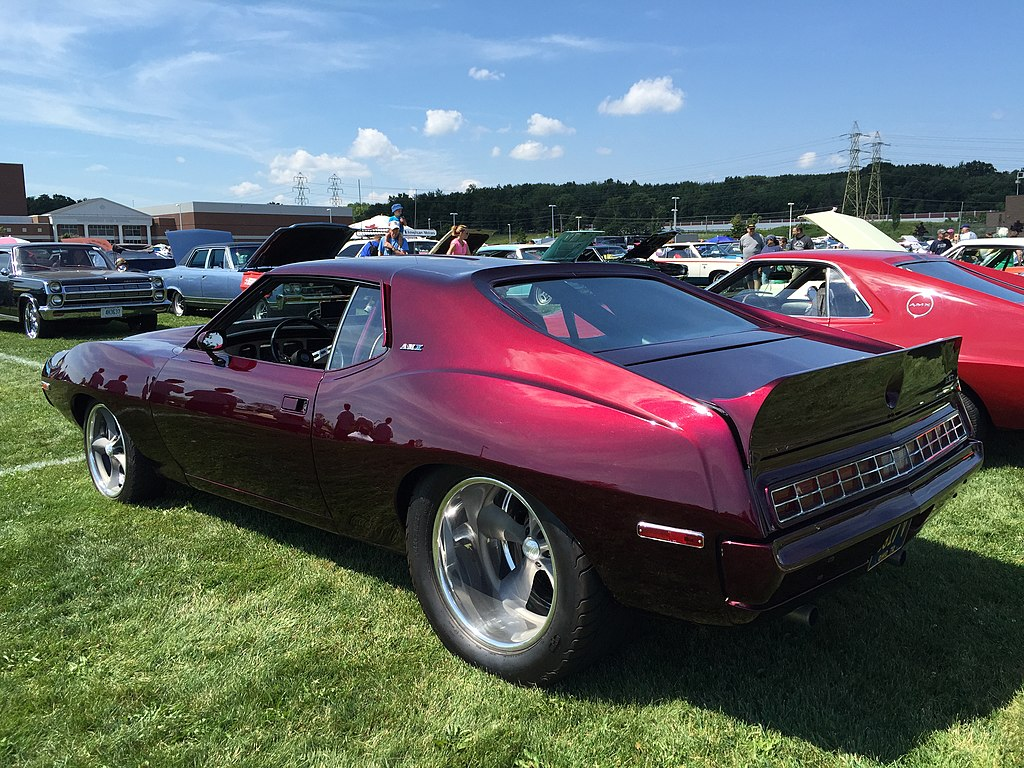 Amc Amx  Kit Car