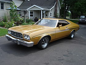 280px 1973_Ford_Gran_Torino_Sport ford torino wikipedia Ford Wiring Harness Kits at edmiracle.co