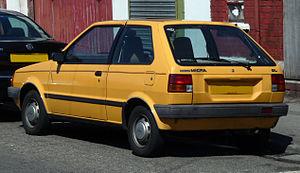 Nissan Micra - Pre-facelift Nissan Micra
