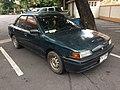1992-1993 Mazda 323 (BG) Sedan (13-10-2017) 01.jpg