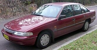 GM V platform (1966) - Holden Commodore VP (1991–1992)