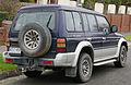 1994 Mitsubishi Pajero (NJ) GLS wagon (2015-07-09) 02.jpg