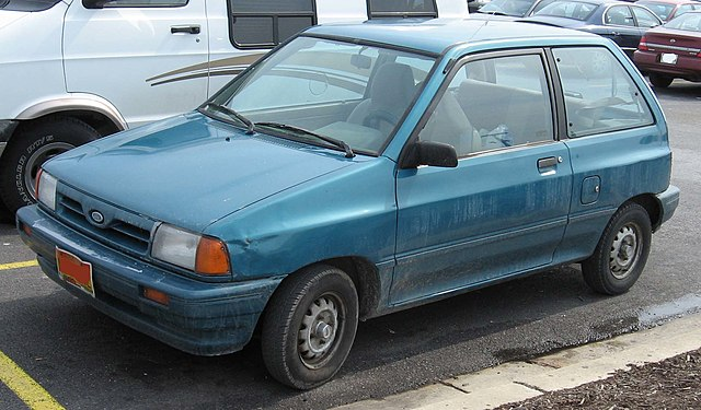 Ford Shogun Car