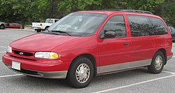 Ford Windstar (1995–1997)