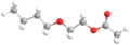 2-Butoxyethyl acetate 3D.png