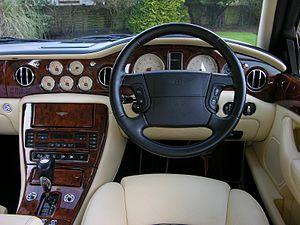 Bentley Arnage - Interior