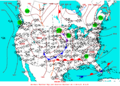 2003-05-14 Surface Weather Map NOAA.png