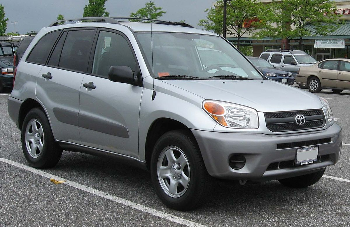File 2004 05 Toyota Rav4 Jpg Wikimedia Commons