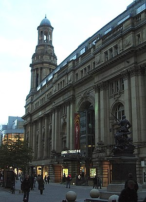 Cottonopolis - Manchester's Royal Exchange