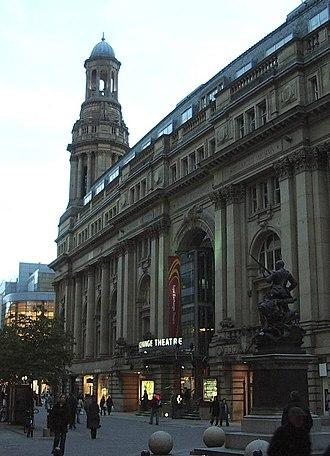 Cottonopolis - Manchester's Royal Exchange