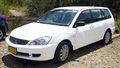 2006-2008 Mitsubishi Lancer (CH MY07) ES station wagon 02.jpg