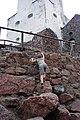 2006 Выборгский замок-крепость Фортификационные сооружения Кузнечного дворика DSC02285.jpg