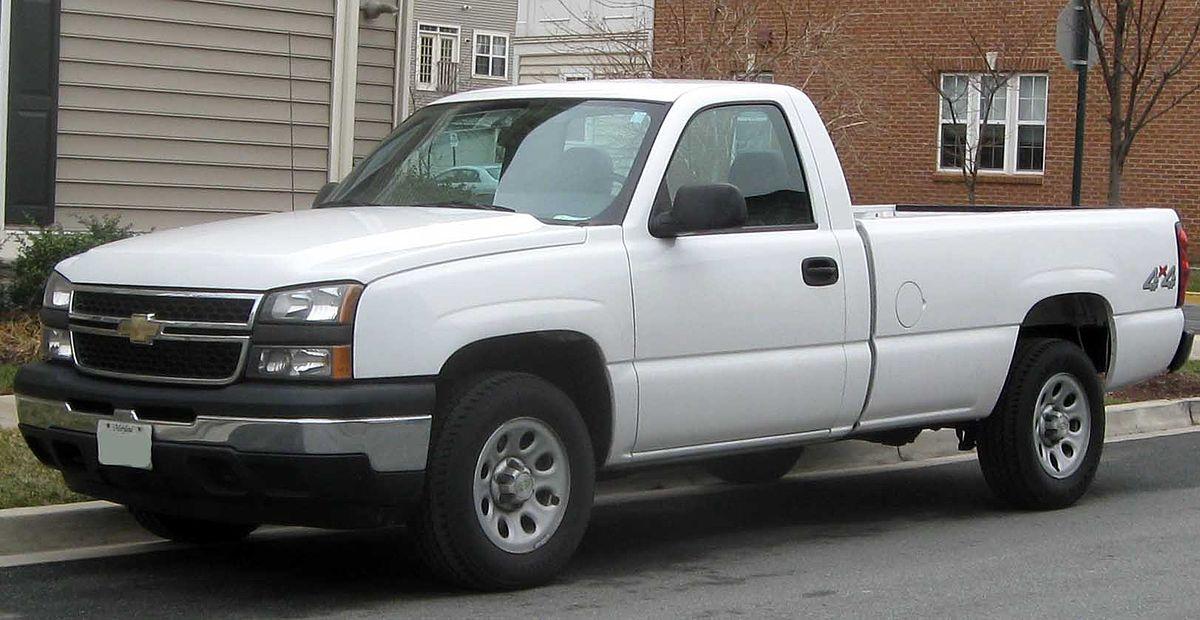 Chevrolet Silverado - Wikipedia, la enciclopedia libre