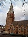 2007-01-29 12.21 Wageningen, kerk1 foto4.JPG
