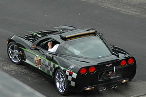 Indy 500 Pace Car (2008)
