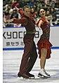 2008 NHK Trophy Ice-dance Pechalat-Bourzat01.jpg