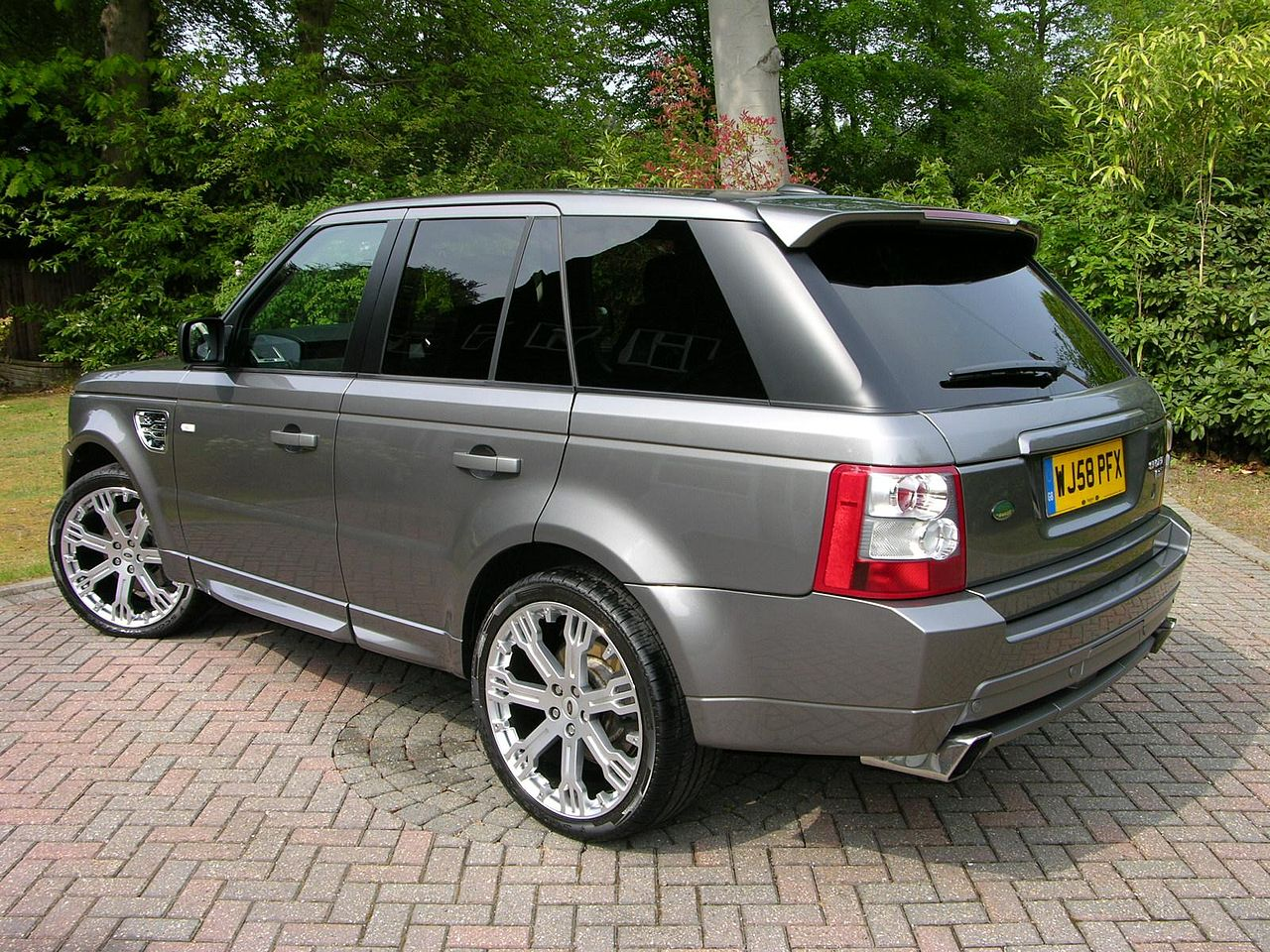 range rover sport 2008 autos post. Black Bedroom Furniture Sets. Home Design Ideas