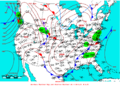 2009-05-04 Surface Weather Map NOAA.png