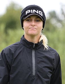 2009 Women's British Open - Anna Nordqvist (2).jpg