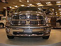 2009 silver Dodge Ram Big Horn ed. front.JPG