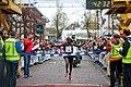20111204 Philip Langat Montferland Run finish with clock.jpg