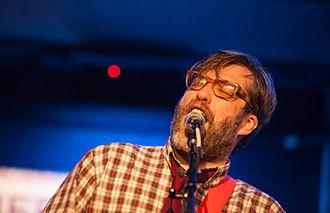 John Roderick (musician) - Roderick in 2012