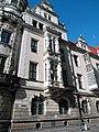 20121018205DR Dresden Residenzschloß Erker Schloßstraße.jpg