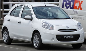 Nissan Motor India Private Limited - Nissan Micra (W02A)