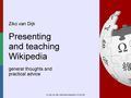 2013-08 Wikimania Ziko van Dijk Presentations.pdf