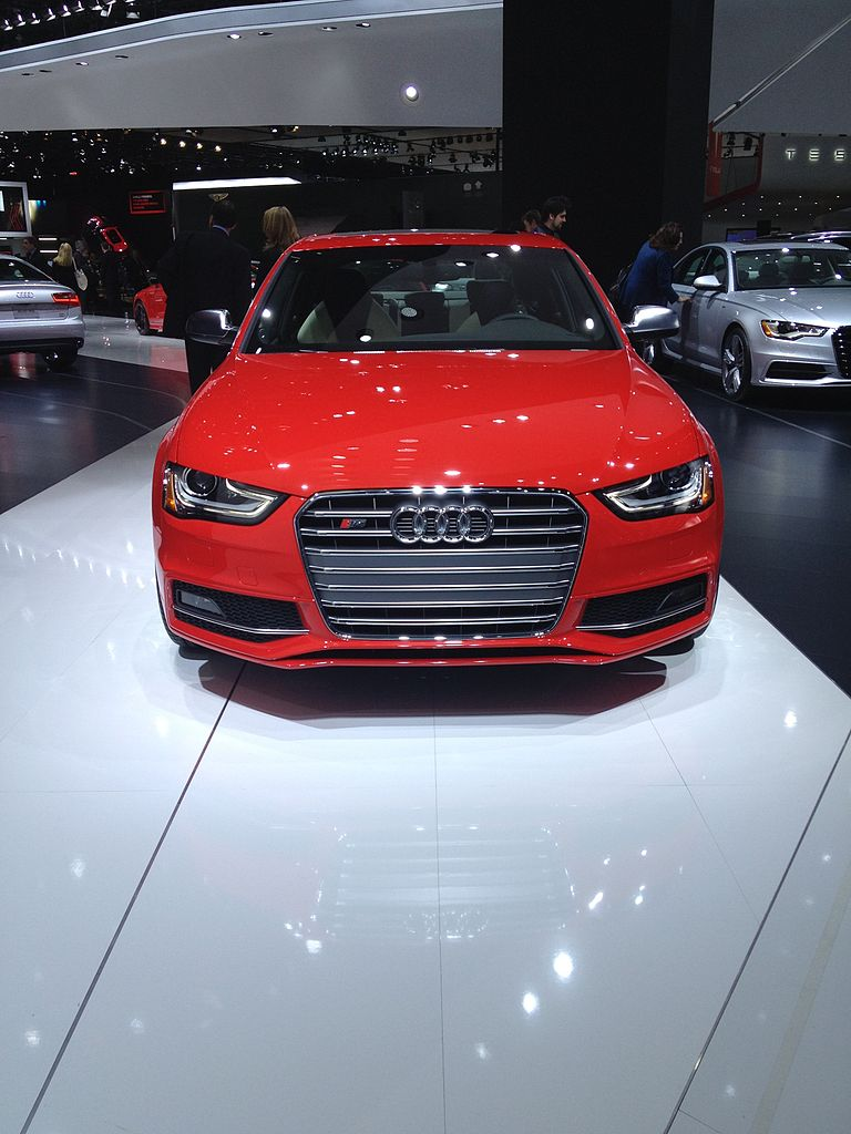 Audi s4 0 to 60 time 12