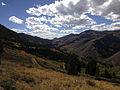 2014-09-25 13 49 31 View south towards Coon Creek Summit from Charleston-Jarbidge Road (Elko County Route 748) about 15.0 miles north of Charleston in Elko County, Nevada.jpg