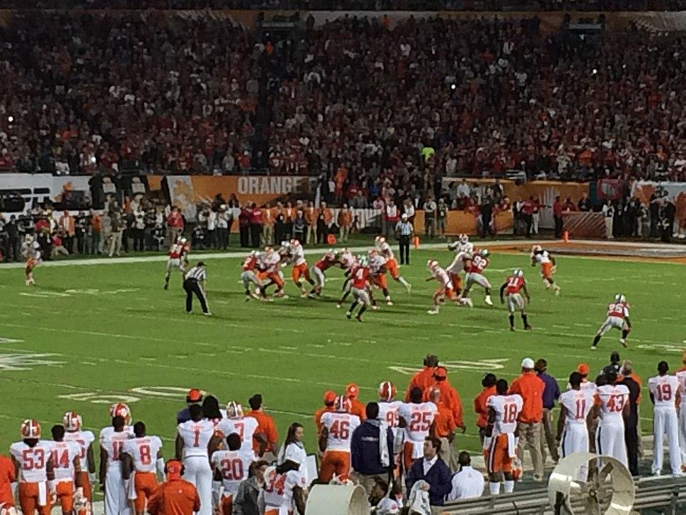 2014 BCS Orange Bowl - Clemson vs Ohio State