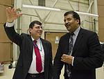 2014 Dr. Neil deGrasse Tyson Visits NASA Goddard (14338442742).jpg