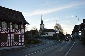 Kesswil - Image: 2015 11 08 Kesswil (Foto Dietrich Michael Weidmann) (4)