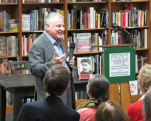 Stephen Kotkin - Stephen Kotkin, discussing his book, Stalin: Volume I: Paradoxes of Power, 1878–1928 at Politics and Prose book store, Washington, D.C., 11 March 2015