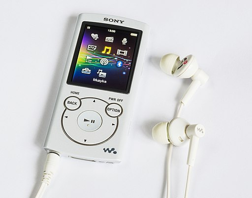 2015 Sony Walkman NWZ-S765