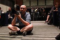 2015 Wikimania press conference - JS - 7.jpg