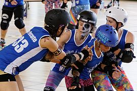 20160517 - Roller derby - Paris Roller Girls vs Vagina Regime Europe 04.jpg