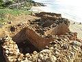 2017-02-28 Remains of Roman fish processing plant, Praia Santa Eulália, Albufeira (2).JPG